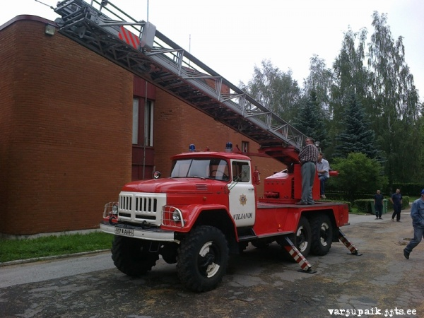 ZiL-131/AL-30 L21.  Viljandis, 09.08.2012.