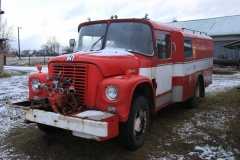 tuletõrjeauto International Loadstar L1700