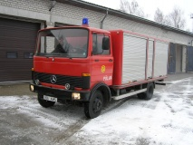 Mercedes-Benz LP813